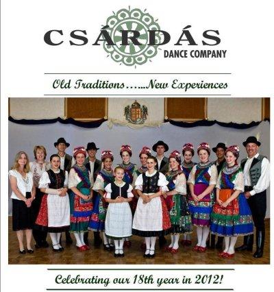 Csardas Dance Co-smaller