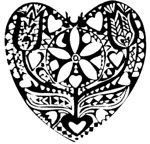 Domjan-HeartBW-sm