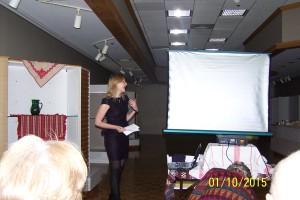 Dr. Rita Gardosi