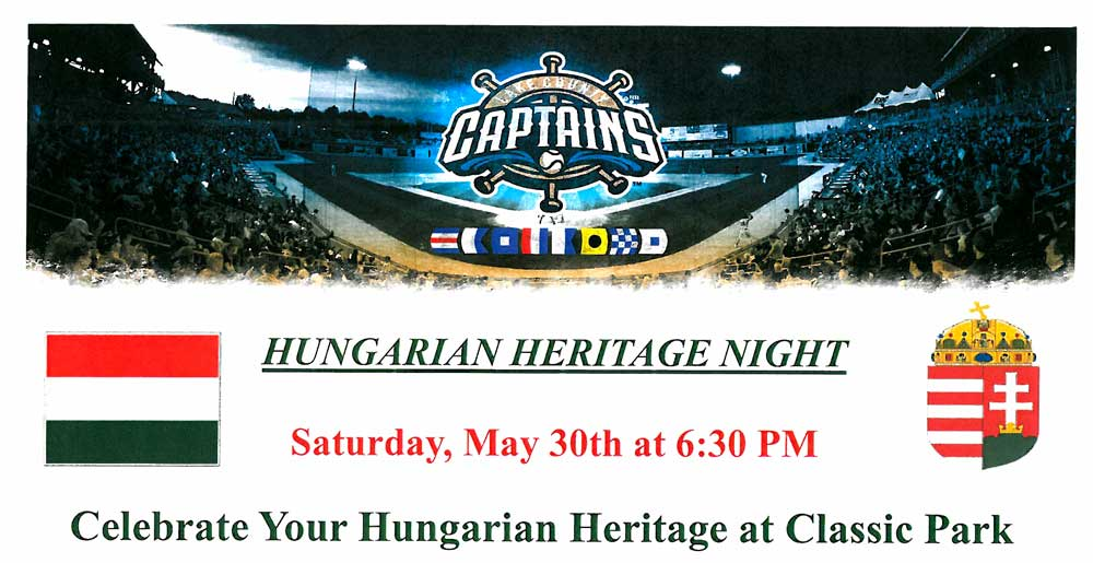 Hungarian Heritage Night