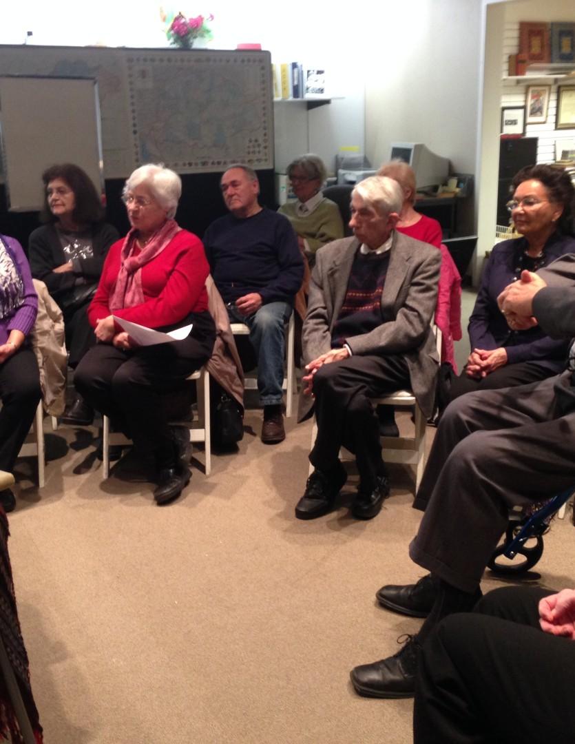 Museum hosts Cleveland Hungarians to discuss Diaspora Programs