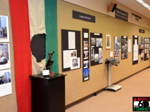 Exhibit commemorating the 60th anniversary of the 1956 Hungarian Revolution