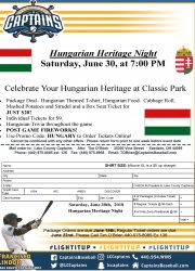 2018.Hungarian Heritage Night Flyer